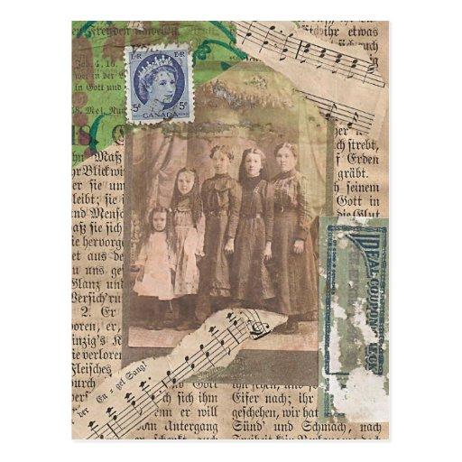 Family Postcards