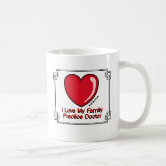 Family Practice Doctor Coffee Mug