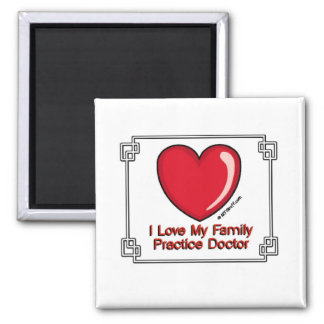 Family Practice Doctor Magnet