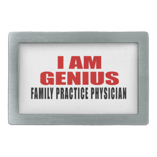 FAMILY PRACTICE PHYSICIAN DESIGNS RECTANGULAR BELT BUCKLES