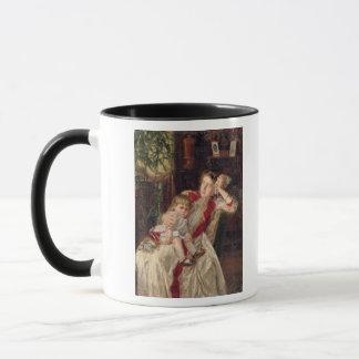 Family Quarrel, 1890 Mug