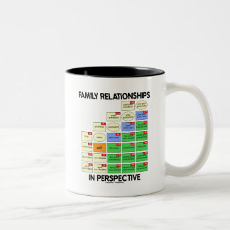 Family Relationships In Perspective (Reunion) Mug
