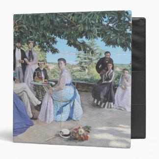 Family reunion, 1867 binder