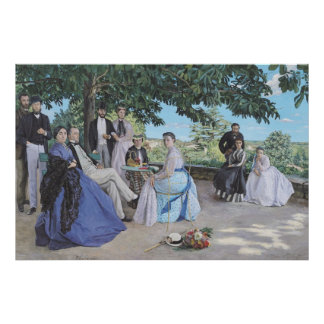 Family reunion, 1867 poster