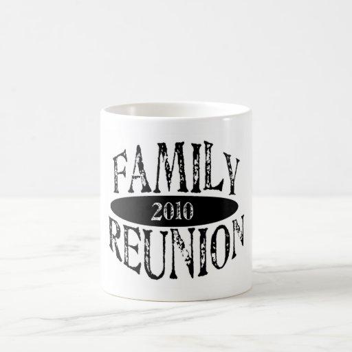 Family Reunion 2010 Magic Mug