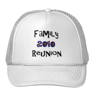 Family Reunion 2010 Trucker Hat