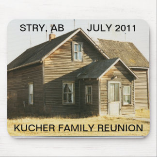 FAMILY REUNION 2011 MOUSE PAD