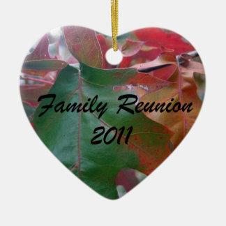 Family Reunion  2011 Christmas Ornament