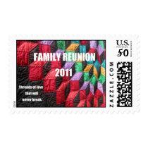 Family Reunion 2011 Postage
