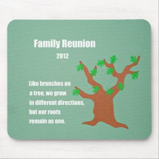 Family Reunion 2012 Mousepad