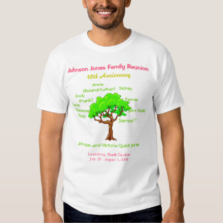 Family Reunion (40th Anniversary) T-Shirt
