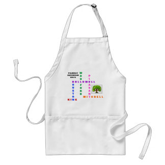 Family Reunion Apron
