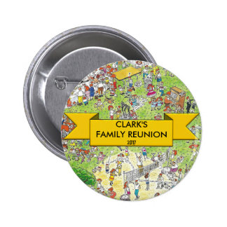 Family Reunion Button