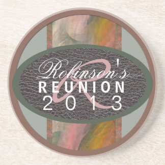 Family Reunion Drink Coasters