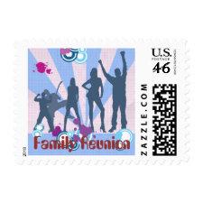 Family Reunion Customizable stamp