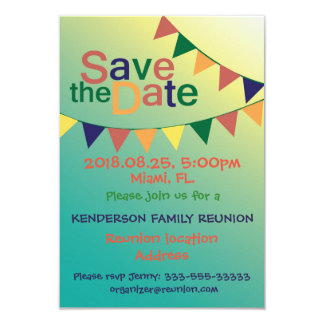 Family Reunion Design Card  Family Gathering Invitation Wording