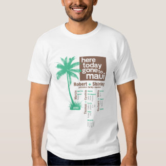 Family Reunion - Extended T-shirt