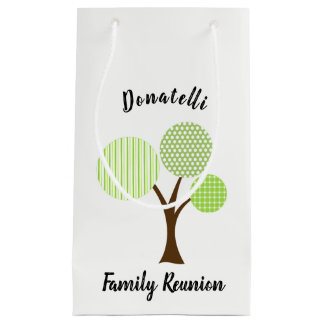 family reunion gift bags zazzle