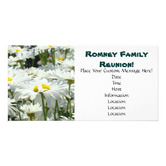 Family Reunion Invitation Cards Photo Cards Party