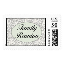 Family Reunion Invitation Postage