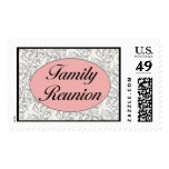 Family Reunion Invitation Stamps