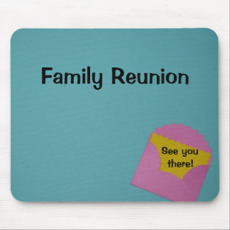 Family Reunion Mouse Pads