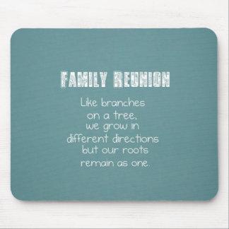 Family Reunion Mousepads