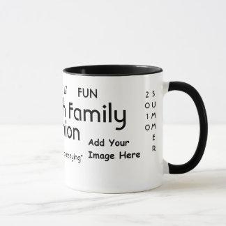 Family Reunion Mug Customizable