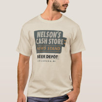 Family Reunion - Nelson's Cash Store T-Shirt
