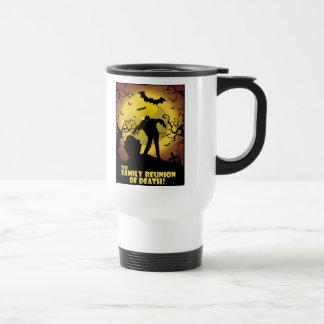 Family Reunion Of Death 15 Oz Stainless Steel Travel Mug