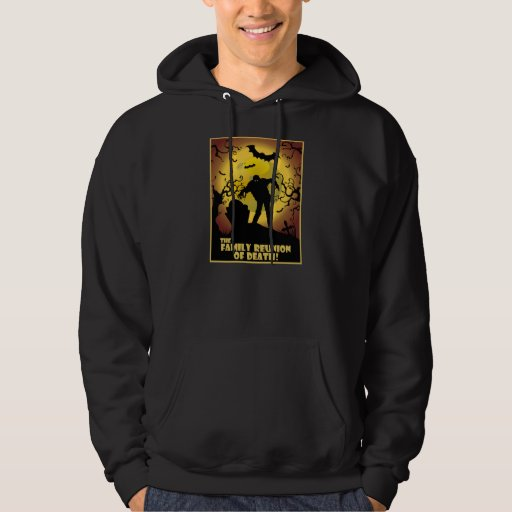 Family Reunion Of Death Hoodie