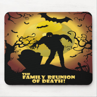 Family Reunion Of Death Mouse Pad