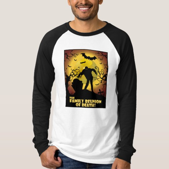 Family Reunion Of Death T-Shirt