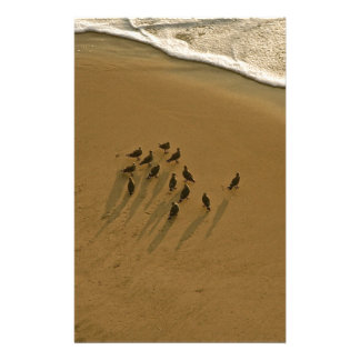 FAMILY REUNION OF SORTS AT THE BEACH PERSONALIZED STATIONERY