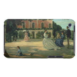 Family Reunion on the Terrace at Meric, 1867 iPod Touch Case