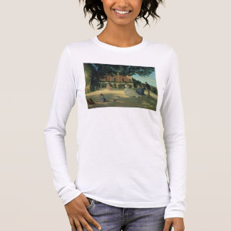 Family Reunion on the Terrace at Meric, 1867 Long Sleeve T-Shirt