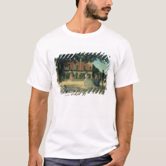 Family Reunion on the Terrace at Meric, 1867 T-Shirt