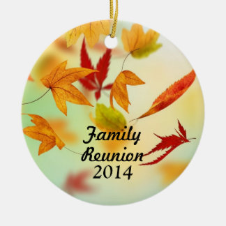 Family Reunion Ornament
