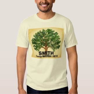 Family Reunion Personalized T-Shirt
