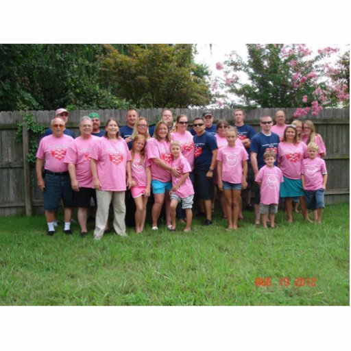 family reunion photo cut out