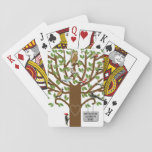 "Family Reunion Playing Cards<br><div class=""desc"">Personalized design for your next family party. Edit text to add your family name.</div>"