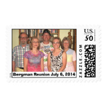 Family reunion postage