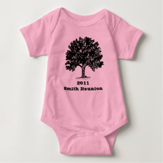 Family Reunion Shirt for Baby