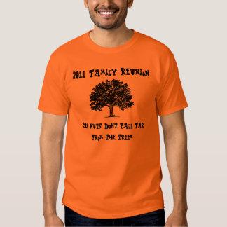 Family Reunion Shirt - Humorous