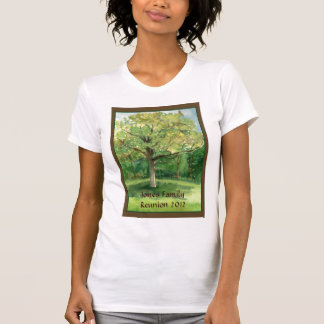 Family Reunion Shirt, Shade Tree Shirt