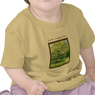 Family Reunion Shirt, Youngest, Shade Tree