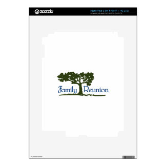 Family Reunion iPad 3 Skins