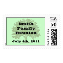 Family Reunion Stamp