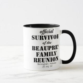 Family Reunion Survivor Mug - Anywhere