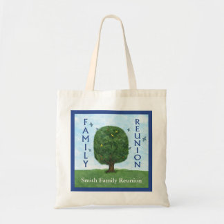 Family Reunion Tote Bag